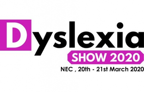 Come and see us at the Dyslexia Show 2020!