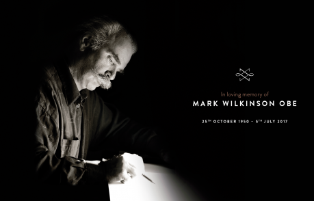 In Loving Memory of Mark Wilkinson OBE