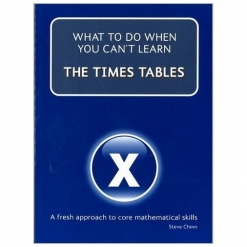 What to do when you can't learn The Times Tables