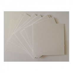 Square Blank Cards - Small
