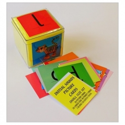 Initial Sounds Alphabet - Small Picture Cards