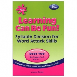 Learning Can Be Fun - Syllable Division for Word Attack Skills