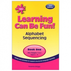 Learning Can Be Fun - Alphabet Sequencing
