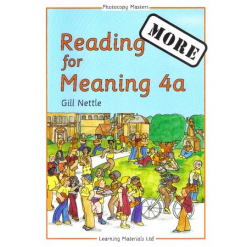 More Reading for Meaning 4a