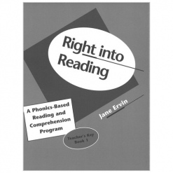 Right into Reading - Book 1 Teacher's Guide