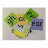 Alphabet Phonic Synthetic Cards - Small