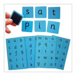 Synthetic Phonics Blue Letter Pack