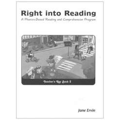 Right into Reading - Book 3 Teacher's Guide
