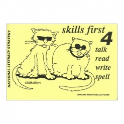 Talk, Read, Write and Spell - Book 4
